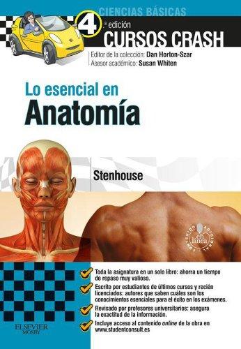Lo esencial en Anatomía + Studentconsult en español por Louise Stenhouse