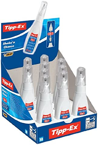 Tipp-Ex Shake N Choose 2 in 1