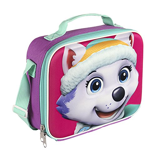 Paw Patrol 2100001633 3D Everest Kühltasche Lunch Bag (Everest-tasche)
