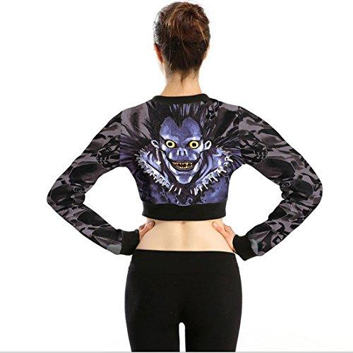 Belsen - Sweat-shirt - Femme Medium Halloween