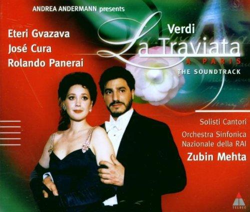 Verdi - Traviata à Paris