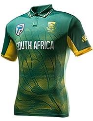 New Balance Sudáfrica ODI Camiseta, Verde