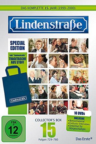 Lindenstraße - Das komplette 15. Jahr (Ltd. Edition mit Stofftragetasche, 10 DVDs)