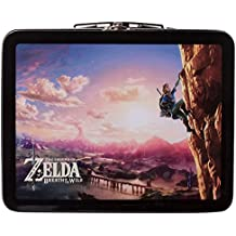 PowerA Collectible Lunchbox Kit Zelda: Breath of the Wild - Climbing Link Edition - Nintendo Switch
