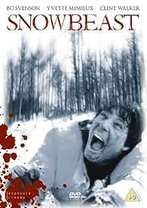 Snowbeast [DVD] [1977]