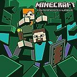 Minecraft Kalender 2019 - Offizieller Kalender 2019, original englische Ausführung.