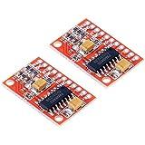 2 Stück 2 Kanal 3W PAM8403 Audio Verstärker Bord Amplifier Module