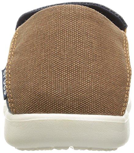 DoGeek Scarpe da Nuoto Water Shoes Scarpe per Sport Acquatici Scarpe Nero Giardini Acqua Scarpe Uomo da Pantofole Spiaggia Pelle Sandali,Deep Blu,46