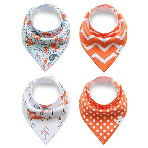 baby-bibs-super-cute-baby-bandana-bibs-4pcs-lot-newborn-infant-feeding-triangle-dribble-burp-cotton-