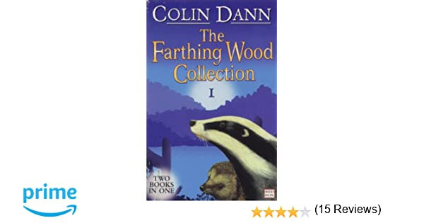 the animals of farthing wood book collection