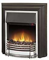 Dimplex Detroit 2 KW Freestanding Optiflame Electric Fire