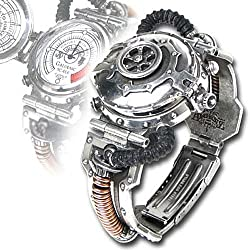 Reloj Alchemy Gothic EER Steam-Powered Entropy Calibrator (Estaño)