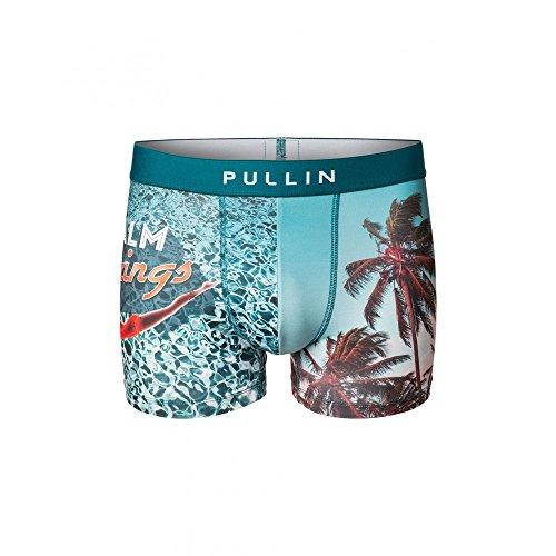Boxer homme Pull in