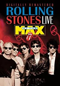Rolling Stones - Live At The Max(Limited Edition) (Blu-Ray) (Import) (Keine Deutsche Sprache) Rollin