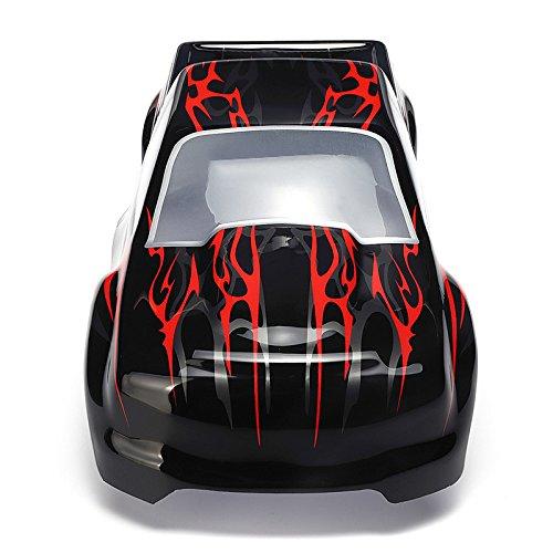 LaDicha 1Pcs Plastic Karosserie Car Shell Für Hsp 1/10 Rc Car Parts 94111 94111Pro 94111Top 94188 94108-001