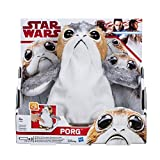 Star Wars The Last Jedi Porg Electronic Plush Doll (Hasbro C1942)