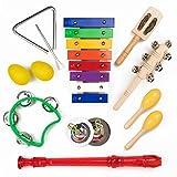 Kid 's juego de música–instrumentos musicales para niños - Best Reviews Guide