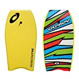"Osprey 42"" Kids/Adults Bodyboard - Complete Boogie Board Package with Leash"