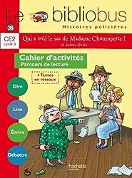 Le Bibliobus Nº 36 CE2 - Histoires policières - Cahier élève - Ed. 2013