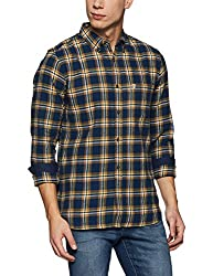 French Connection Mens Slim Fit Casual Shirt (52HKP_2996_M)