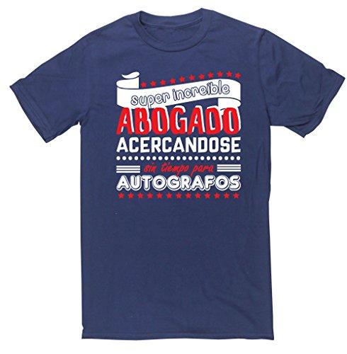 HippoWarehouse Super Increíble Abogado acercándose sin tiempo para Autógrafos camiseta manga...