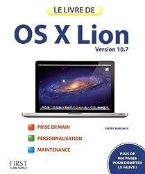 Le livre de Mac OS X Lion