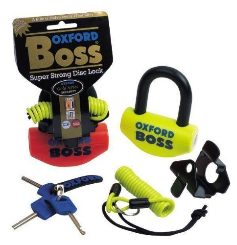 Oxford of39 Boss Disco Candado