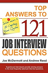 Top Answers to 121 Job Interview Questions by Joe McDermott (15-Feb-2012) Paperback
