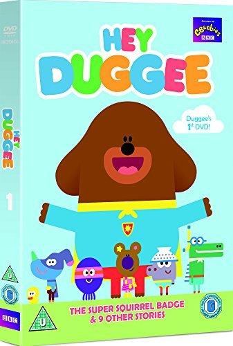 Hey Duggee – The Super Squirrel Badge & Other Stories [Reino Unido] [DVD]