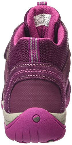 Superfit SPORT3, Sneaker alta Ragazza Rosa (Pink (MAGIC 40))