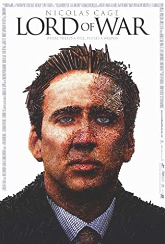 Lord of War Plakat Movie Poster (27 x 40 Inches - 69cm x 102cm) (2005) (2005 Plakat)