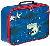 Scout Kindergepäck Kinderkoffer Starship 12 Liters Blau 25380085400