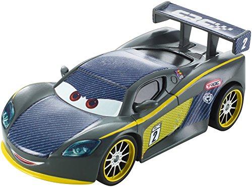 Mattel Disney Cars Carbon Fiber Lewis Hamilton