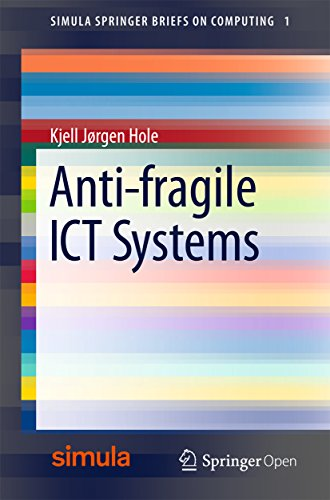Anti-hardware (Anti-fragile ICT Systems (Simula SpringerBriefs on Computing Book 1) (English Edition))