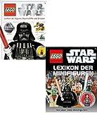 LEGO, Star Wars und Star Wars Lexikon der Minifiguren zusammen im Set