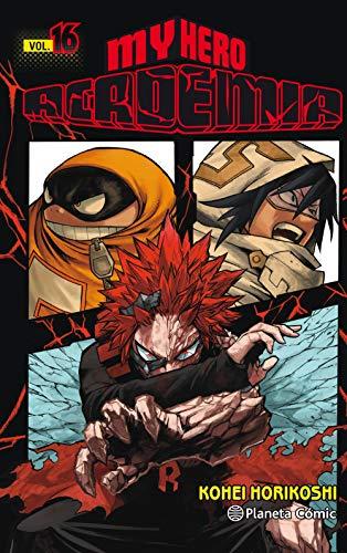 Parece que Midoriya, Kirishima, Uraraka y Asui van a participar en un plan de asalto junto a héroes profesionales. Kirishima, sé que tus compañeros pueden confiar en ti porque estás dispuesto a arriesgarlo todo por ellos. ííTú vales!! íPlus ultra (má...