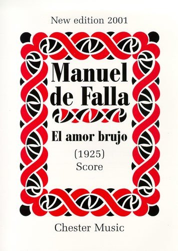 Manuel De Falla: El Amor Brujo (Score) por Divers Auteurs