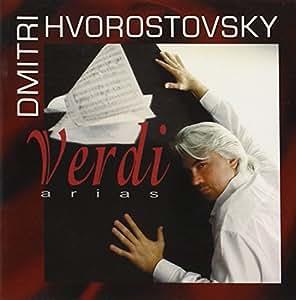 Dimitri Hvorostovsky singt Verdi