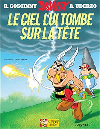 Ast?rix - Le Ciel lui tombe sur la t?te Asterix n?33 (French Edition) by Rene Goscinny (2005-01-15)
