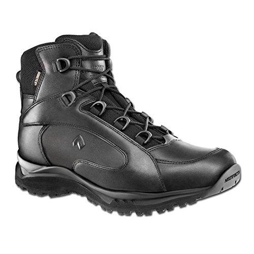 Haix Stiefel Dakota Mid Schwarz Schuhgröße 48