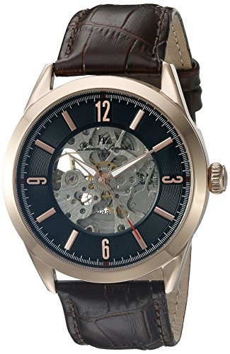 Lucien Piccard Men's Watch LP-10660A-RG-01-BRW