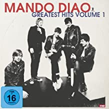 Greatest Hits Vol.1 CD+DVD Deluxe Edition