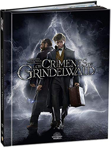 Animales Fantásticos: Los Crímenes De Grindelwald Blu-Ray Digibook 3d+2d [Blu-ray]