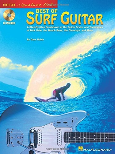 Best of surf guitar +CD