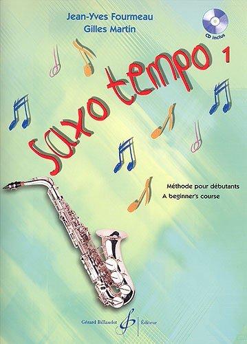 Jean-Yves Fourmeau: Saxo Tempo 1. Partitions, CD pour Tous Les Instruments