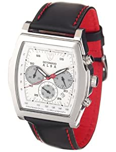 DETOMASO Herren-Armbanduhr Chronograph Quarz DT1011-B