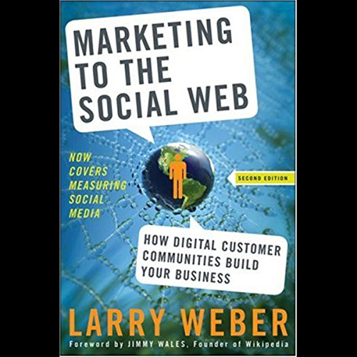 Marketing to the Social Web, Second Edition  Audiolibri