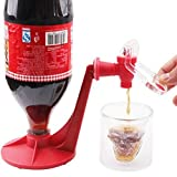 Exoticbuy Novelty Home Bar Portable Coke Faucet Dispenser Soda Soft Drinking Drink Saver by Exoticbuy