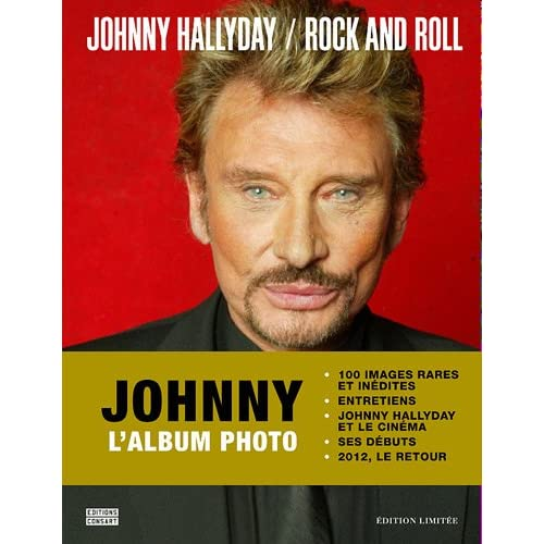 Johnny Hallyday : Rock and roll