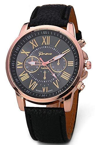 Grand Ark Fashion Quarz Analog Römische Uhr Luxus Leder Sport Schweizer Armbanduhr Geneva mechanische Uhr Premium